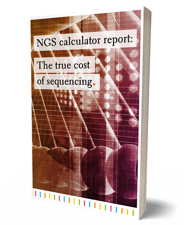 Book: The hidden cost of NGS & PCR