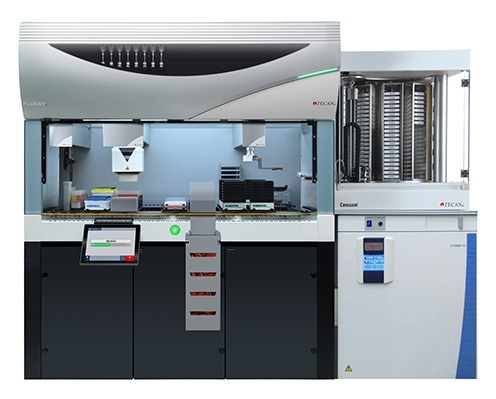 Fluent - Laboratory automation solution for cell-based assays