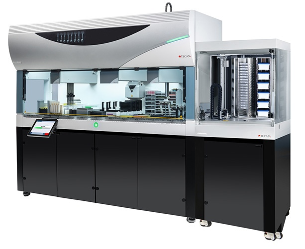 Fluent - Laboratory automation solution for compound management