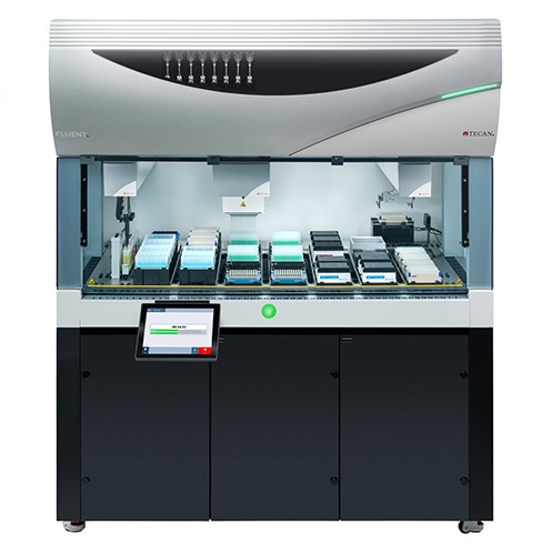 Fluent - Laboratory Automation Solution for Genomic Workflows