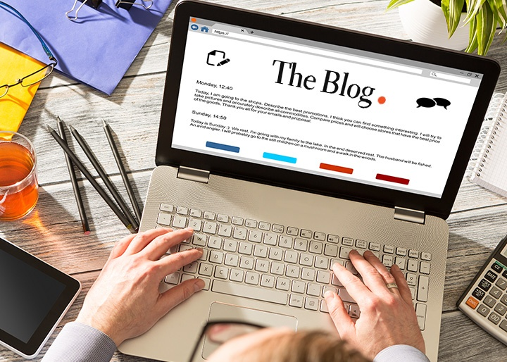 The Blog articles